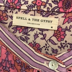 Spell & The Gypsy Collective Tops - SPELL and the Gypsy Jasmine blouse